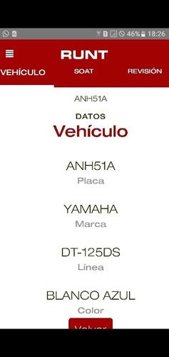 dt 125 modelo 99