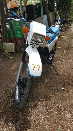 dt125 yamaha del 1991