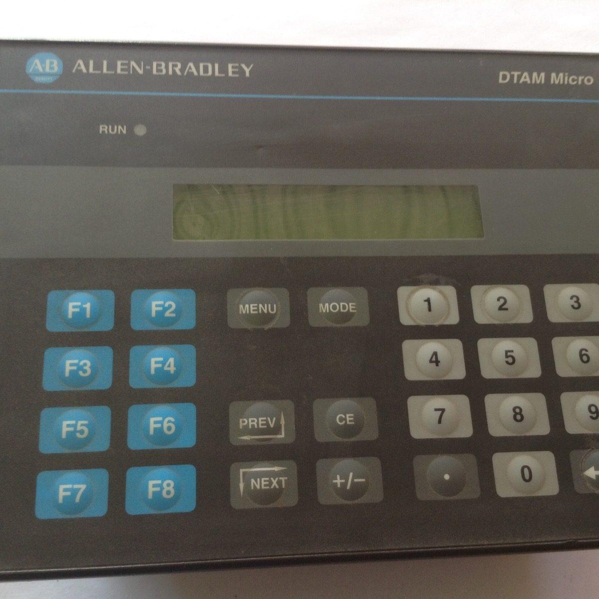 Dtam Micro 272-m485p3 Allen Bradley - $ 3,200 00