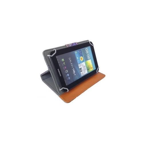 dtc - b-robotix - cover p/tablet 7   retro 60´s