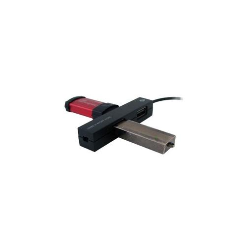 dtc - b-robotix - hub usb 4 puertos hi speed negro