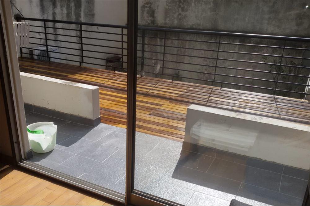 dto 1 dormitorio con deck privado
