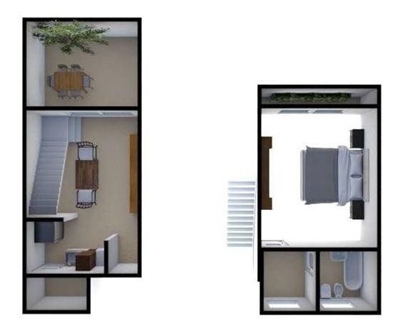 dto 2 amb con renta. balcón y lavadero. caballito