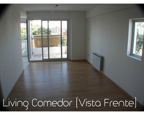 dto. 2 dormitorios amenities opcional cochera av. francia 200