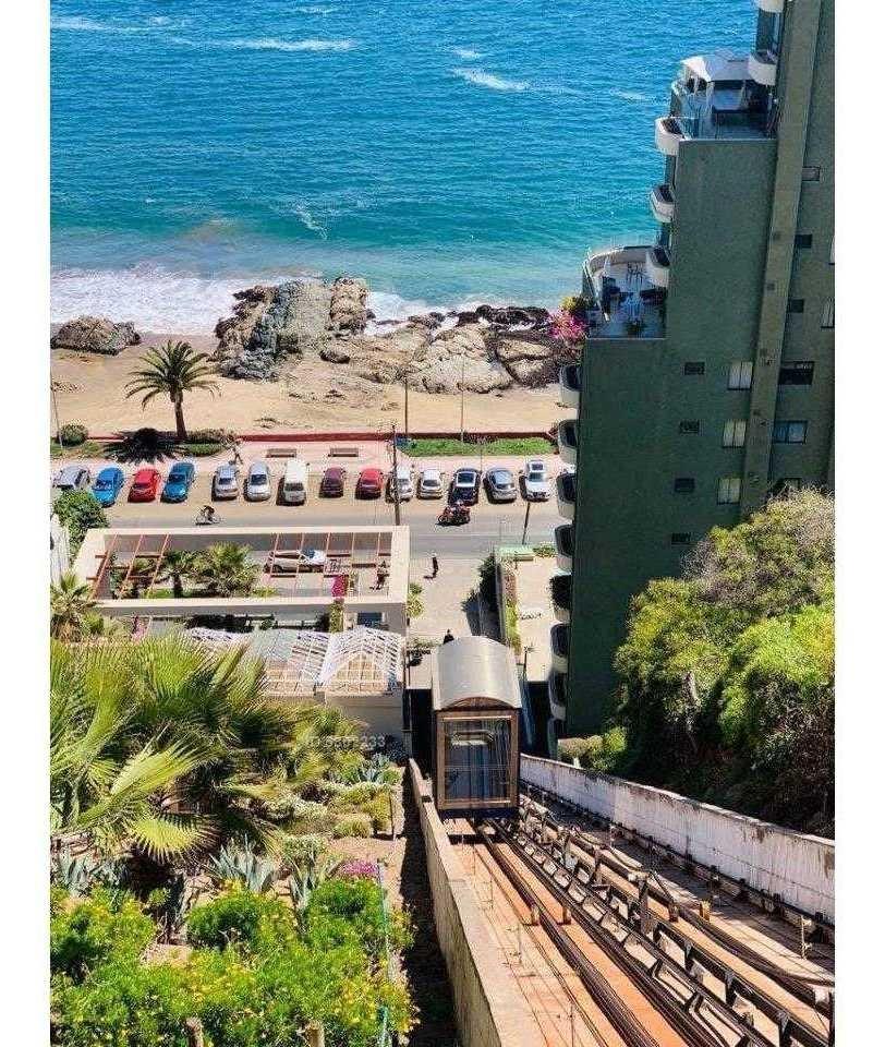 dto 2d 1b est bod vista al mar en cochoa, reñaca