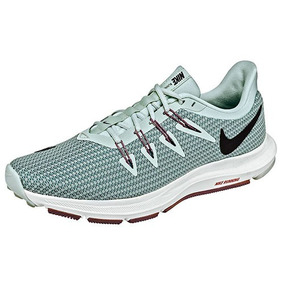 Nike Mujer Tenis Deportivo Tex Gris Dtt 34298 Quest Flywire