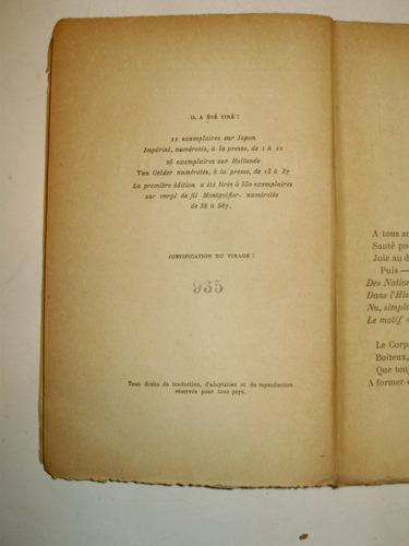 du cran! r. kipling mercure de france fra 1925 en frances