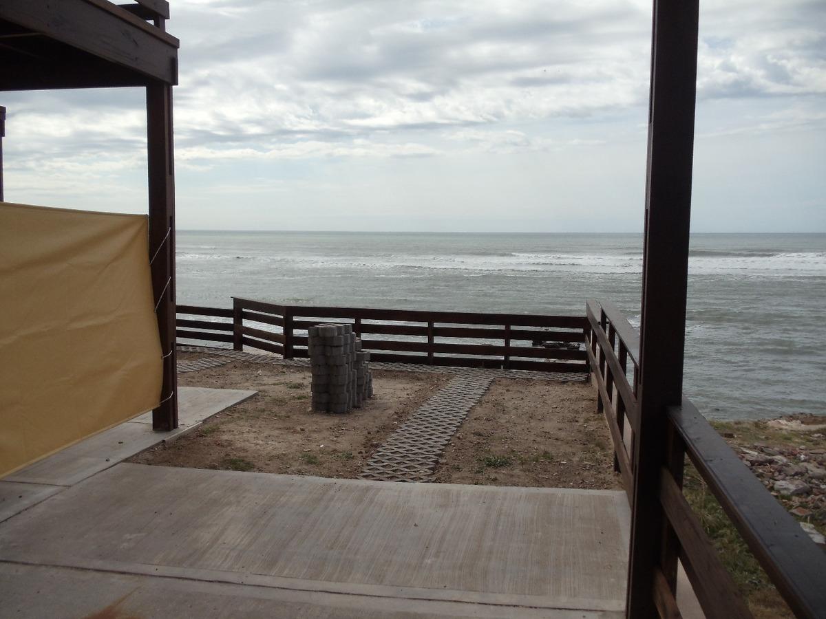 dúplex frente al mar