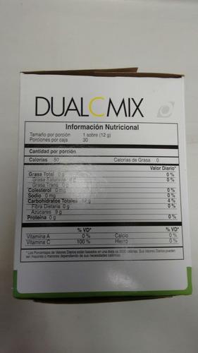 dual c omnilife vitamina c natural en polvo rinitis gripa