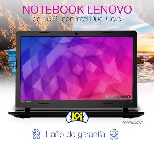 dual core notebook lenovo