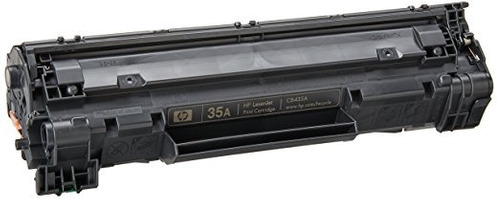 dual pack toner hp negro 35a, rendimiento 2 x 1,500 pag.