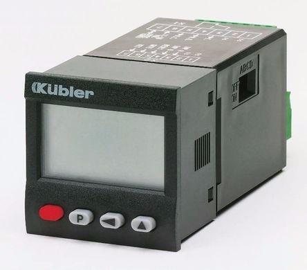 dual preset lcd (alemania) 6 dígitos 250 vac salida relay