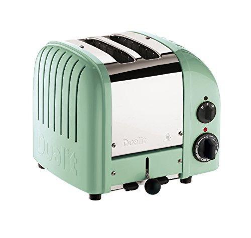 dualit 27160 newgen toaster mint green