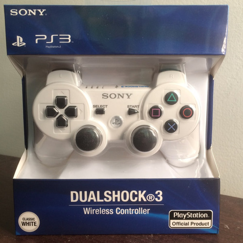 dualshock playstation control ps3