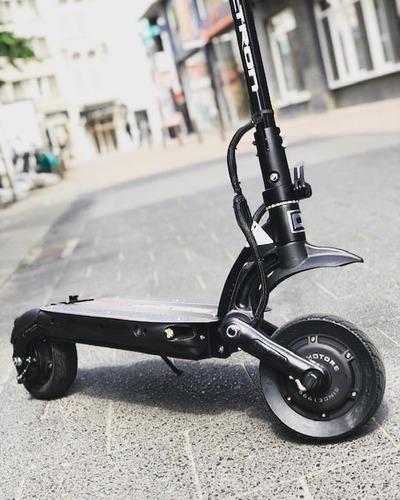 dualtron raptor 2 monopatín electrico ruedas rígidas zero