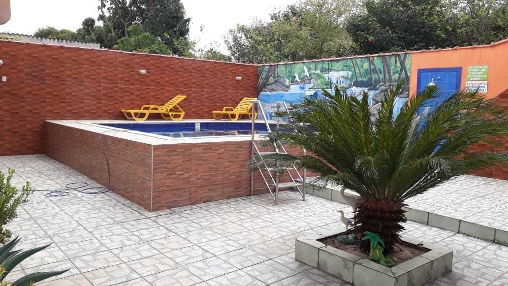 duas casas excelente com piscina