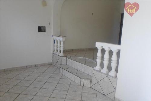 duas casas no mesmo terreno, no balneário itaóca, mongaguá. apenas 195 mil. - ca0131