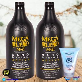 7a61a473f Mega Blend Original - Beleza e Cuidado Pessoal no Mercado Livre Brasil