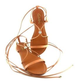 874997671 Sandalia Gladiadora Caramelo - Calçados, Roupas e Bolsas com o ...