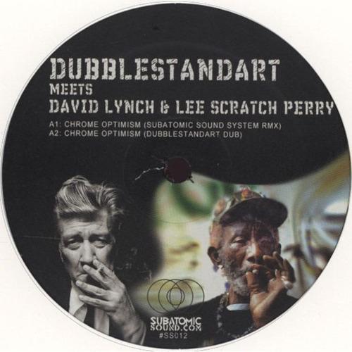 dubblestandart meets david lynch & lee scratch perry - (12 )