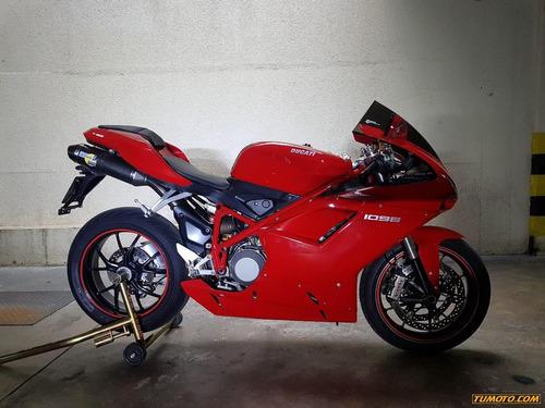 ducati 1098 501 cc o más