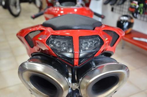 ducati 1198 2011 con accesorios.