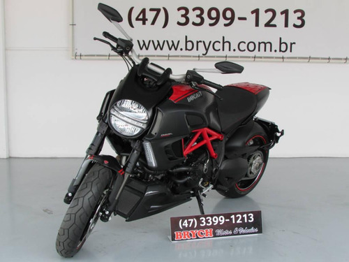 ducati diavel 1198 carbon abs 12.492km 2013 r$49.900,00.
