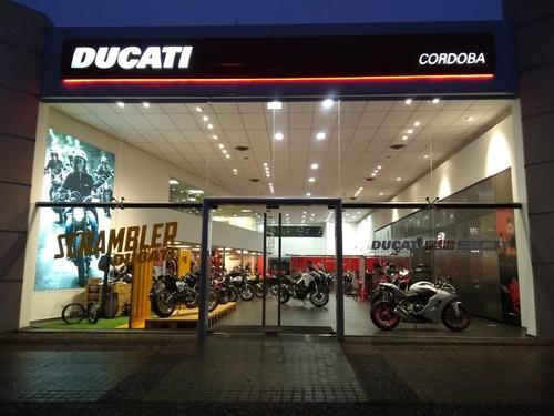 ducati diavel 1260 - nuevo modelo !!!
