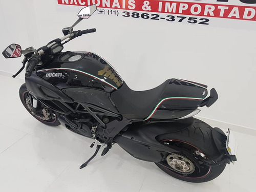 ducati diavel - 2012 - impecavel