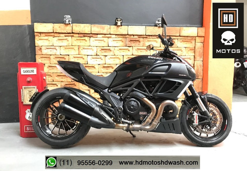 ducati diavel dark 2013