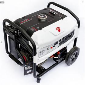 Ducati Generador Portátil Gasolina 110v 220v 6000w Dgr5500es