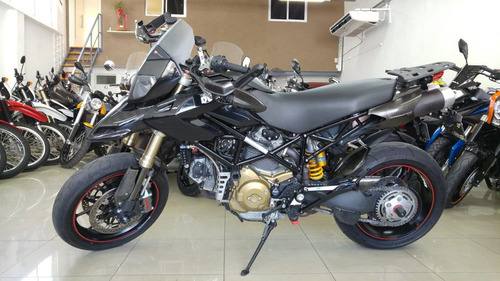 ducati hypermotard 1100 negra impecable permuto qr motors