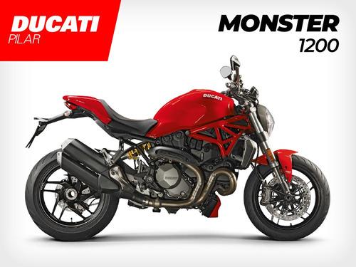 ducati monster 1200 2019 0 km motos italianas ducati pilar