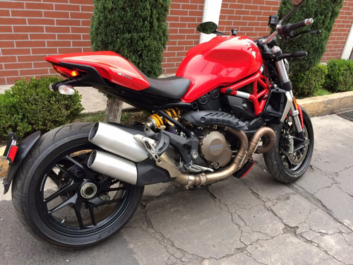 ducati monster 1200 cc