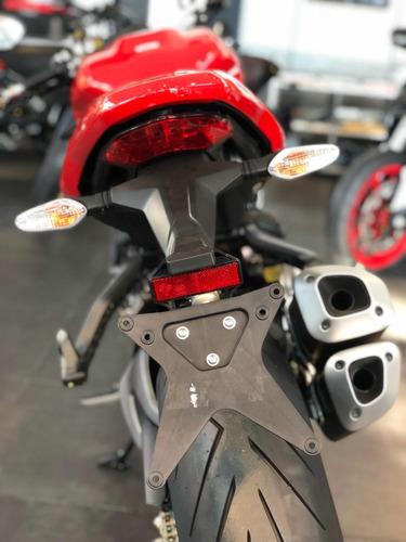 ducati monster 1200 linea 2018 oficial san isidro!!