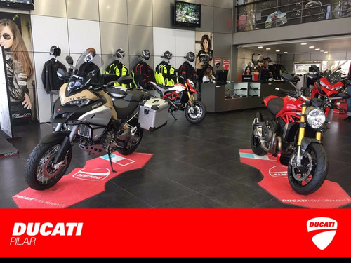 ducati monster 1200 s 0km 2018 + 1er service bonificado