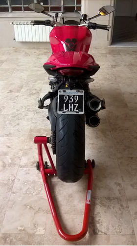 ducati monster 1200 s permuto toyota hilux 4x4