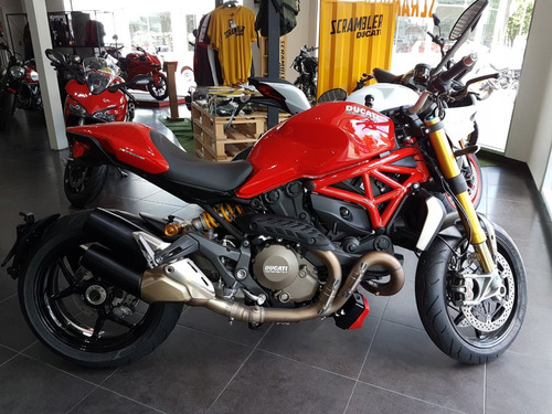 ducati monster 1200 s red 0km 2017 ducati rosario