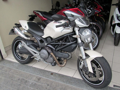 ducati monster 696 abs 2010 branca