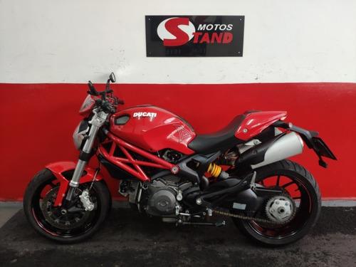 ducati monster 796 abs 2013 vermelha vermelho