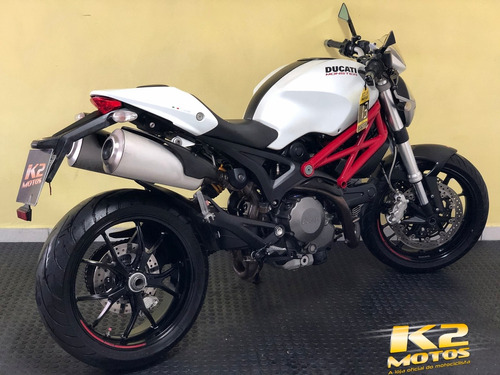 ducati monster 796 freio abs (2013/2013)