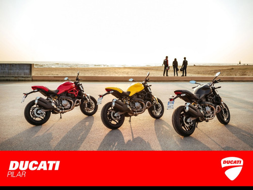 ducati monster 821 0 km 2018 financiación.