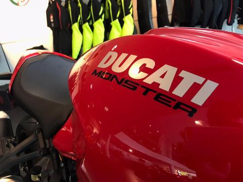 ducati monster 821-2020-0km.entrega ya!! san isidro