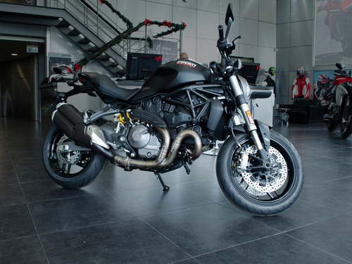 ducati monster 821 dark-contado u$s