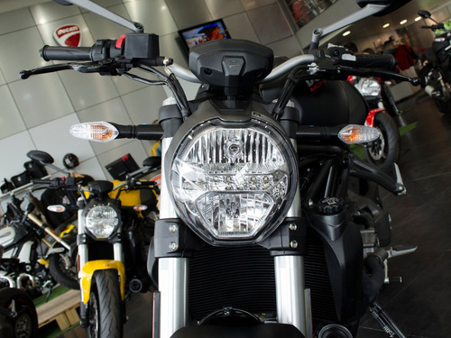 ducati monster 821 dark-contadoimbatible u$s