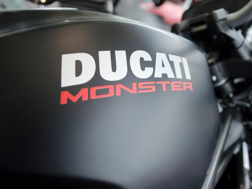 ducati monster 821 dark-precio especial u$s