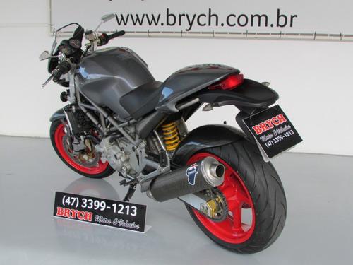 ducati monster s4 916 5.569km 2001 r$23.900,00