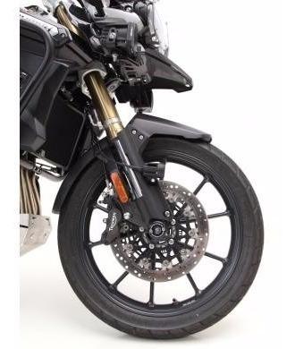 ducati montaje universal para faros para salpicadera motos