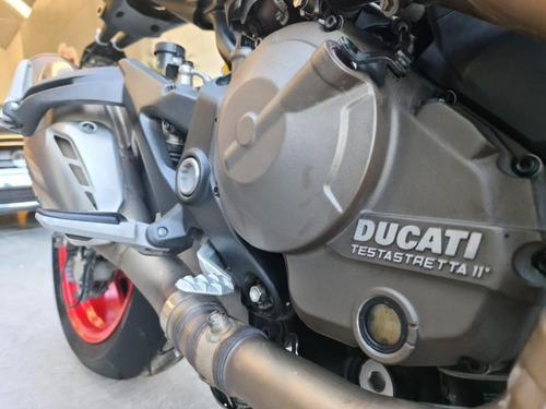 ducati moster 821 2016