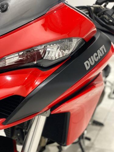 ducati multistrada 1200 2017 - 6.000km